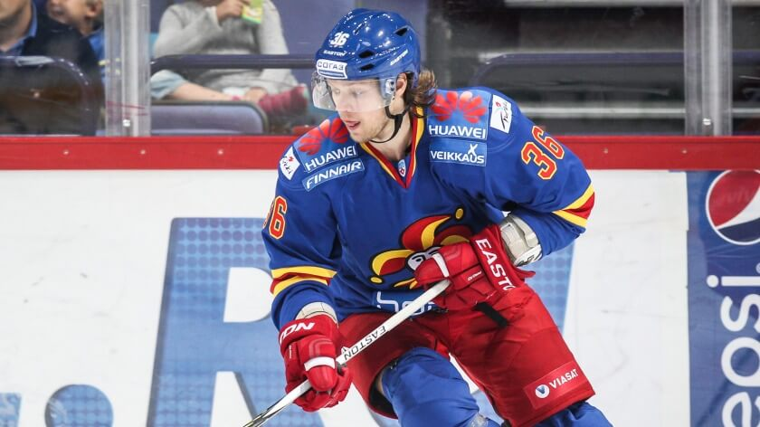 Philip Larsen Jokerit 1516